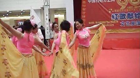 中国百姓才艺网举办:红歌献给党文艺展演