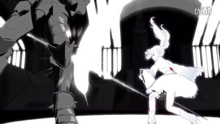 RWBY White Trailer (Weiss)