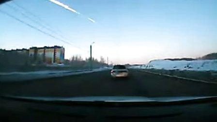 вспышка над Челябинском