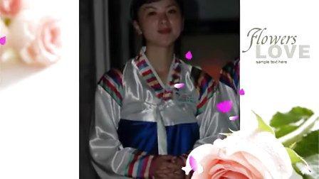 朝鲜穷,但是女人漂亮