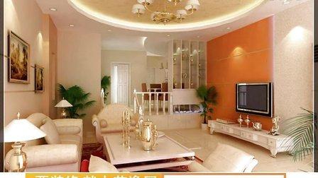 客厅吊顶图片-客厅顶部造型