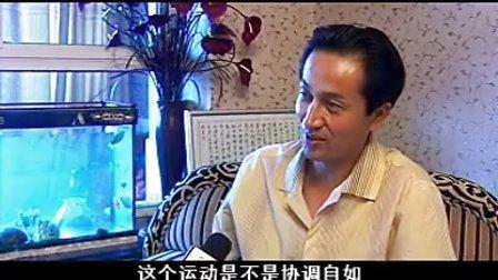 新疆的乌兹别克族书法家