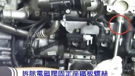 CRDI发动机拆卸、分解、汽车维修技术网www.ephua.com