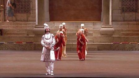 莫大舞姬直播第二幕,Zakharova、Lantratov