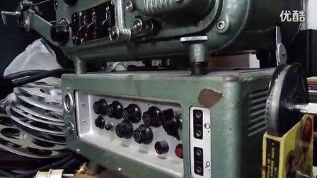 德国产16毫米电影放映机