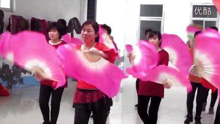 寿光市羊口镇丁家社区广场舞《浪子的心情》
