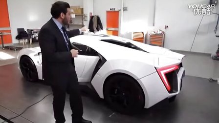 ► W Motors Lykan Hypercar First Arabian Supercar