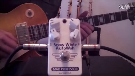 Mad Professor Snow White Autowah demo by Marko Karhu
