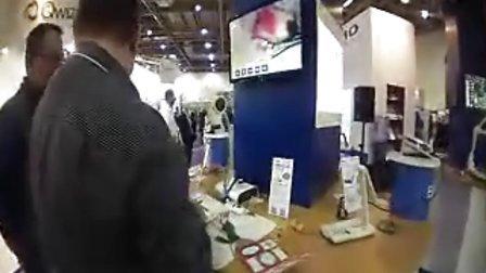 ELMO出展2013年BETT数字网络技术展会