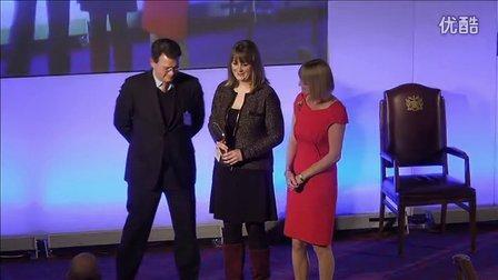 2013 WSET奖品和毕业典礼