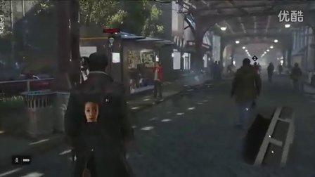 《谍战危机》PS4发布会演示