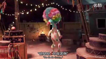 马达加斯加3斑马之歌   【哒哒哒哒哒~~】哈哈