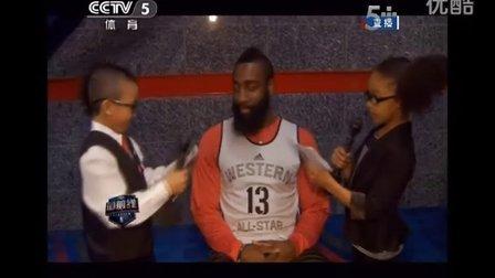 NBA最前线小球迷视频