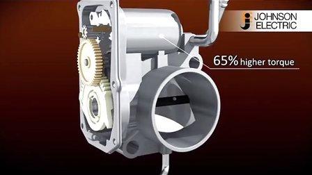 德昌电机推出电子节气门控制电机