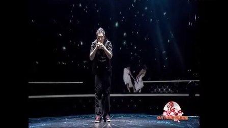 武汉达人水晶球表演