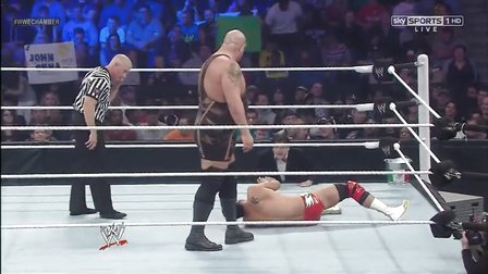 Elimination.Chamber  Alberto Del Rio vs Big Show