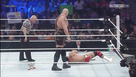 Elimination.Chamber  Alberto Del Rio vs Big Show