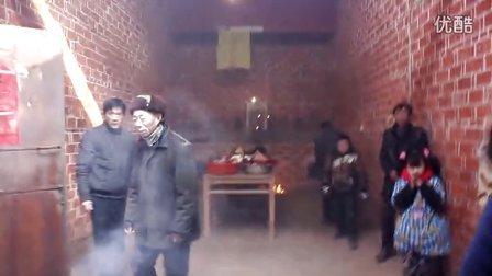 """安徽省太湖县大石乡卓铺村亭樟屋""""还年""""祭祖 你懂的······"""