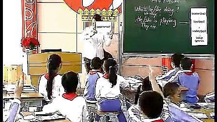 Playtime朗文版小学三年级英语优秀课展示实录视频