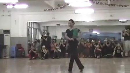 老师的舞蹈千古风流