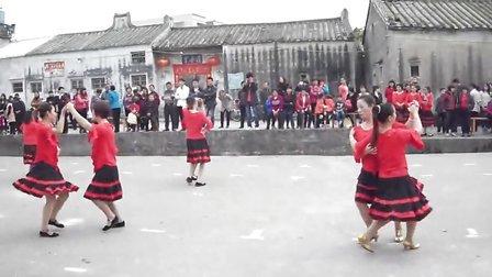 2013年廣東省揭陽市揭東縣錫場鎮江濱村舞蹈团