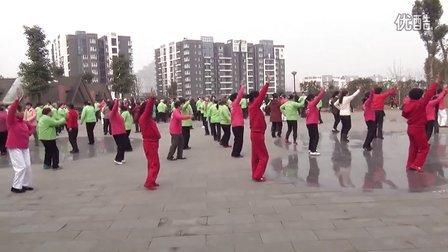 红雪莲 广场舞