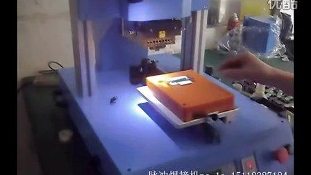 压焊机操作实例