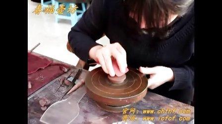 宜兴紫砂壶全手工紫砂壶北京制作 第二部 第三段 最后一段