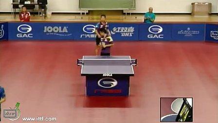 乒乓球2013卡塔尔公开赛-马龙/张继科VS马良/詹健