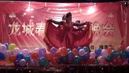 江西省高安市建山镇龙城村2013年春节联欢晚会(1)