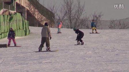 北京滑雪圈-南山滑雪场之旅-双板单板