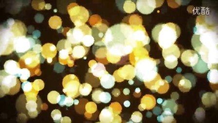 炫彩粒子灯光视频背景素材