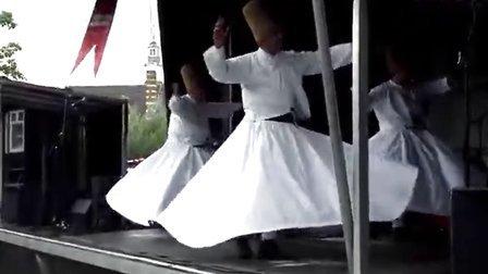 成都肚皮舞-土耳其苏菲舞1