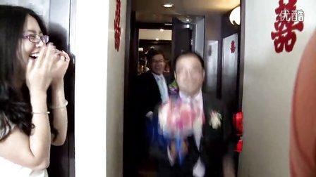 婚礼视频:红百合婚礼策划 葛超&陶然婚礼现场