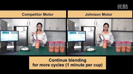 德昌电机推出手提式搅拌机用直流电机 (手柄温度测试)