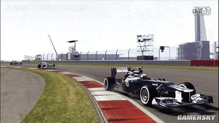《F1 2012》震撼主题曲