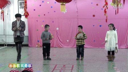2013洛阳市实验幼儿园大四班新年汇演