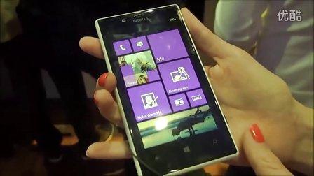 诺基亚Lumia 720上手