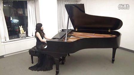 徐瑞希13岁演奏肖邦练习曲op.25 no.7