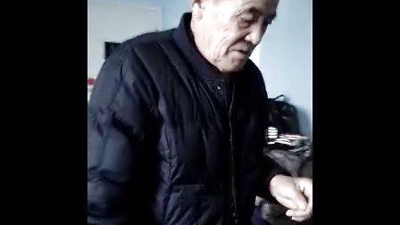 鹤力中医康复室脑梗患者调理之孙先生1月28日