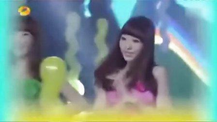快乐大本营 20120630 《轩辕剑》剧组-开场舞