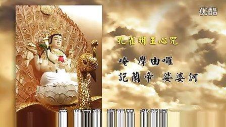 海濤法師弘法集錦0176_孔雀明王及其心咒功德 高清