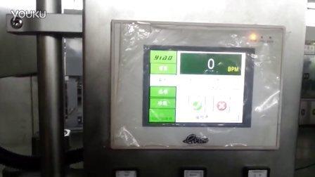 套标机在36000瓶/小时的速度下的测试