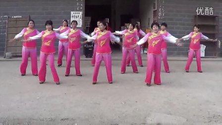 衡南县樟树脚社区广场舞-黑山姑娘唱山歌