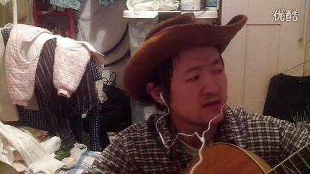 老歌:请不要在别人的肩上哭泣---栗正吉它故事71