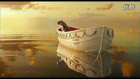 云南影视器材租赁:瞳画传播[影视]机构---在大水池和蓝屏前拍摄《少年派的奇幻漂流》在救生艇上的场景