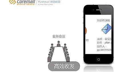 Coremail邮件服务器XT V2.1新版Pushmail功能