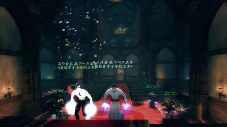 魔兽世界熊猫人法师PVP5.1跪下叫声法神第二部<燃烧基情>