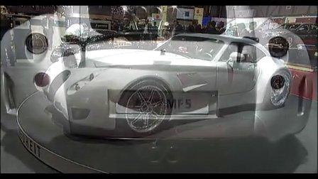 威兹曼2008汽车沙龙