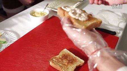 【DanZ本能学】第四期_DANZ营养餐—金枪鱼牛油果三明治